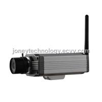 Wifi IP Box Camera CMOS 300000 Pixels,MJPEG Compression,Economical WiFi Camera