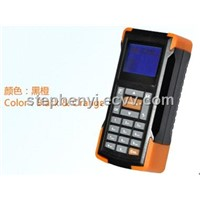 Wireless Barcode Data Collector