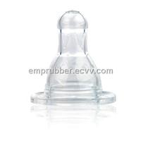 baby nipples, silicone nipples, baby feeding nipples
