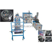 cylinder box forming machine