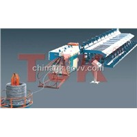 digital control reinforcing steel straightener