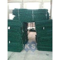 galvanized PVC hexagonal wire mesh