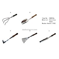 garden tool set/ trowel/ transplanter/ weeder/ scoop