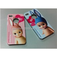 iphone4G UV +water transfer printing