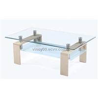 popular glass coffee table