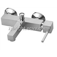 single handle bathtub mixer