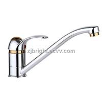single hole sink faucet