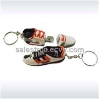 sport shoes usb flash drive usb stick