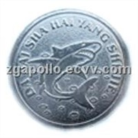 Stainless Steel Coin