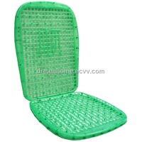 summer plastic car seat cushion