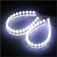 tie and PVC Flexible led strip lights
