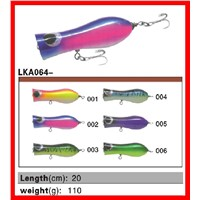 .wooden lures      fishing tackle   fishing lure