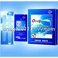 Globally initiative elastic Gel tooth whitening strips
