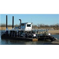 200m3 cutter suction dredger