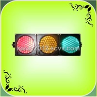 200mm Cobweb Lens Vehicle LED Traffic Light