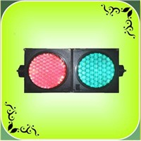 "300mm(12"") Cobweb Lens Red + Green Vehicle LED Traffic Lights"