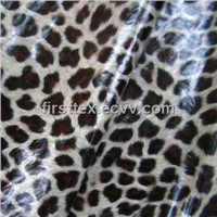 360T taffeta leopard printing, used for ski jacket down wear