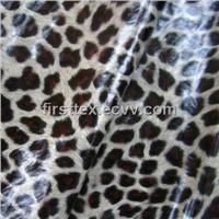 360T taffeta leopard printing, used for ski jacket down wear