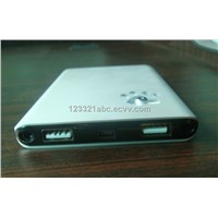 6000MAh charger; battery charger; laptop/ Iphone/ Ipad charger