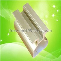 6063 Aluminium Extrusion Profiles for Furnitures with Electrophoresis Surface Treatment