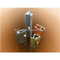 Aluminium profiles for windows and doors