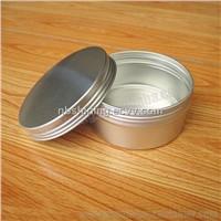 Aluminum Cosmetics Jar