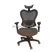 Clerk Chair, Ergohuman Chair, Mesh Office Chair.