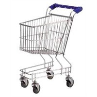 Custom Supermarket Shopping Trolleys Kids Trolley design Series HBE-Y-K