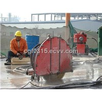 Diamond Wall Saw,Hydraulic Concrete Wall Cutting Machine and Hydraulic Concrete Saw