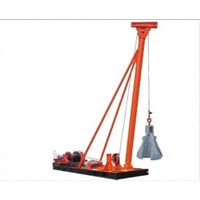 Hammer Punching Pile Driver Machine for Pile Foundation Construction
