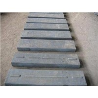 High Cr Blow Bars for Impact Crushers DF030