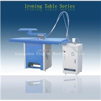 High quality isteam ironing table iron and boiler