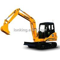 Hydraulic excavator CDM6065