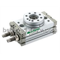 MSQ Series Rotary Table, Rack Pinion Cylinder