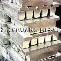 Manufacturer of Tin Ingot 99.95%, 99.9%,99.85% and so on