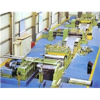 Metal Coils uncoiling-flatting-shearing line,Straighting Line-leveling,stretchers