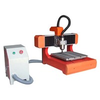 Metal CNC Engraving Machine / CNC Milling Machine