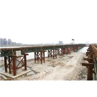 Modular Steel Deck Truss Bridge Design 900 Carriage
