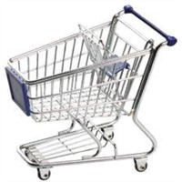 OEM Design Supermarket Shopping Trolleys Kids Trolley Series HBE-MN-2,155x95x140mm