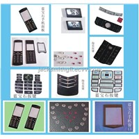 Panel Faceplates Covers of Mobile Phone.Toughened Glass Panel.Touch Screen Panel Faceplates Covers