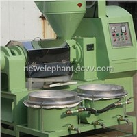 Peanuts Screw Oil Press Machine