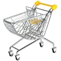 Personal Supermarket Shopping Trolleys Kids Trolley Series HBE-MN-8,145x95x145mm