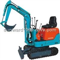 SWE08B Mini Excavator