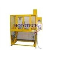 Static Projection and Surface Friction Test Machine