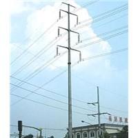 Steel Monopole Transmission Tower (NTSMT-009)