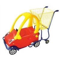 Supermarket Shopping Trolleys Kids Trolley Series for sale BE-K-7