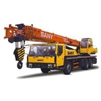 Truck Crane QY25C