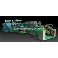 Two Colors Extruder Machine