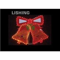 christmas led rope motif lights