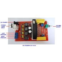 class T  amplifier module